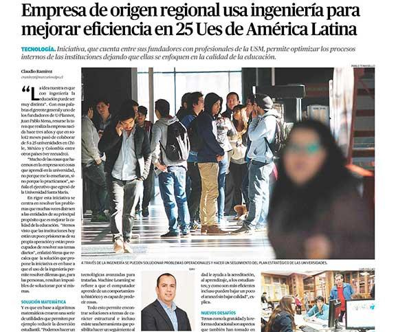 Empresa de origen regional usa ingeniería para mejorar eficiencia en 25 Ues de América Latina