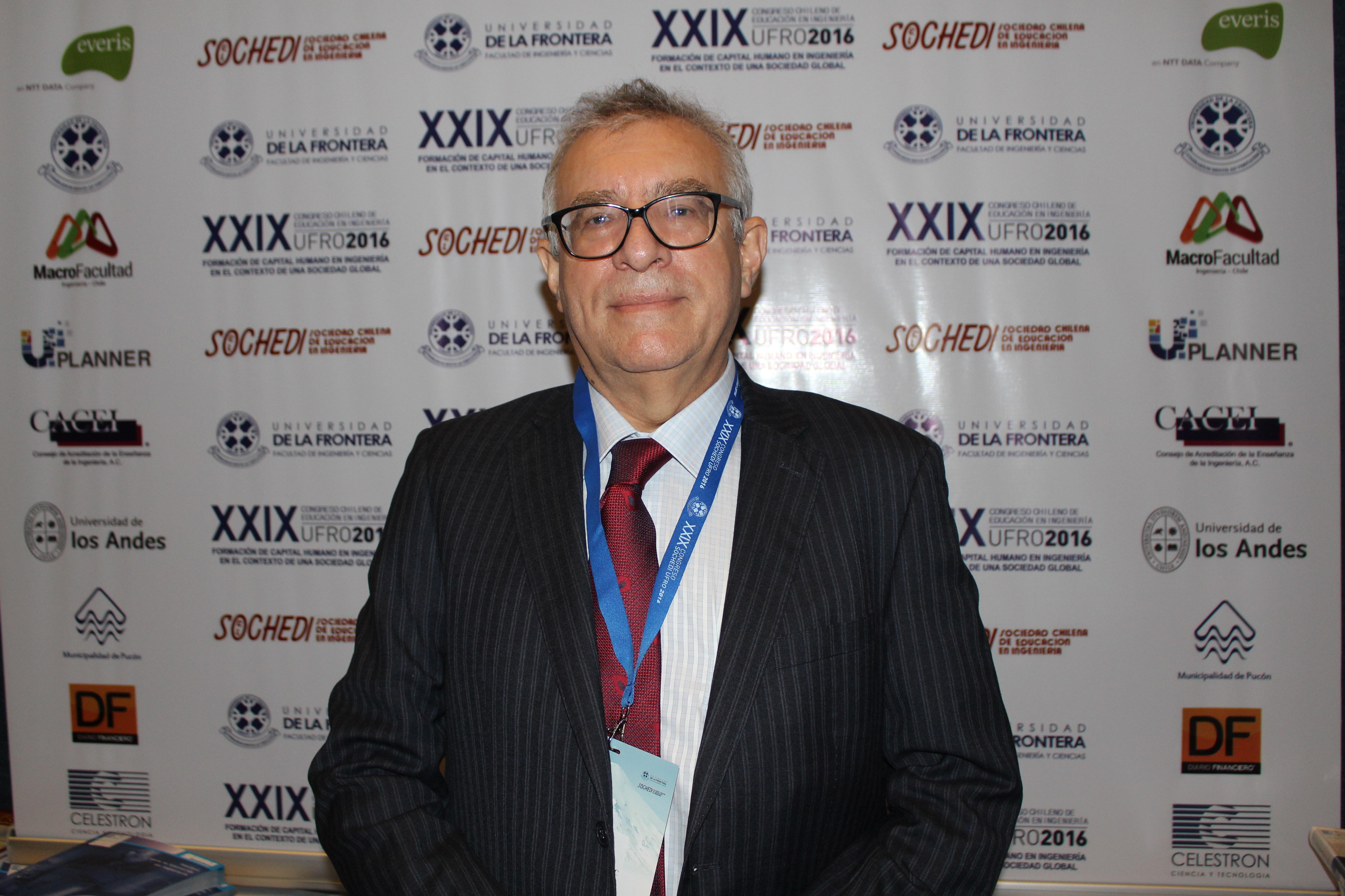 Jorge Yutronic, Senior Consultant U-Planner