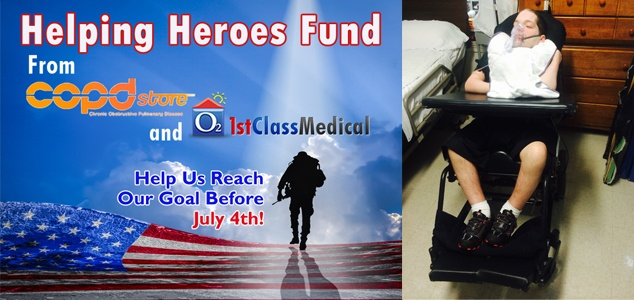 Helping Heroes Fund: Johnny