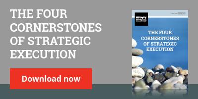The Four Cornerstones of Strategic Execution
