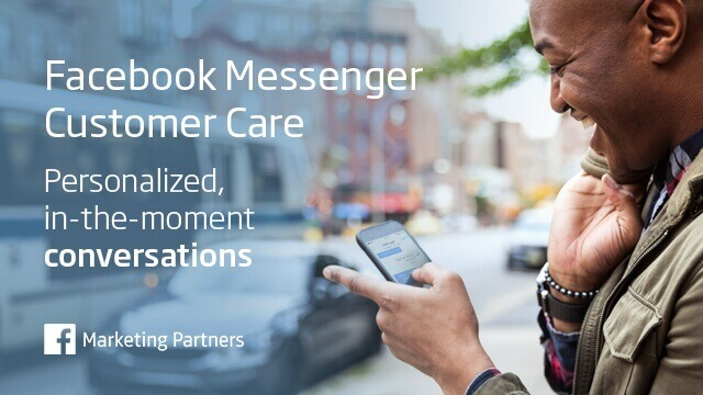 Conversocial Powers Social Customer Care on Facebook Messenger