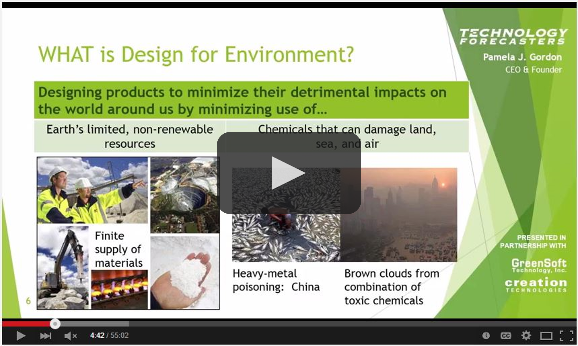View On-Demand: How Design for Environment Can Benefit Your Business