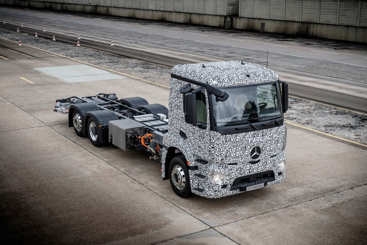 Last Mile Delivery Vehicles of the Future – Drivin