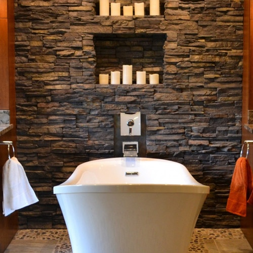 Images Bathrooms Makeovers: Pin This! Peaceful Bathroom Makeovers