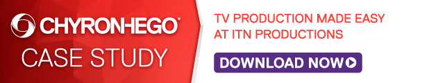 TV PRODUCTION MADE EASY AT ITN – ChyronHego