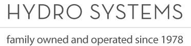 Hyrdo systems