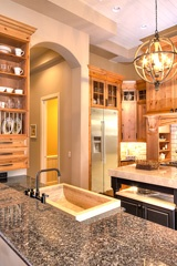 Margate Kitchen - Florida Residential Homes Citrus Hills