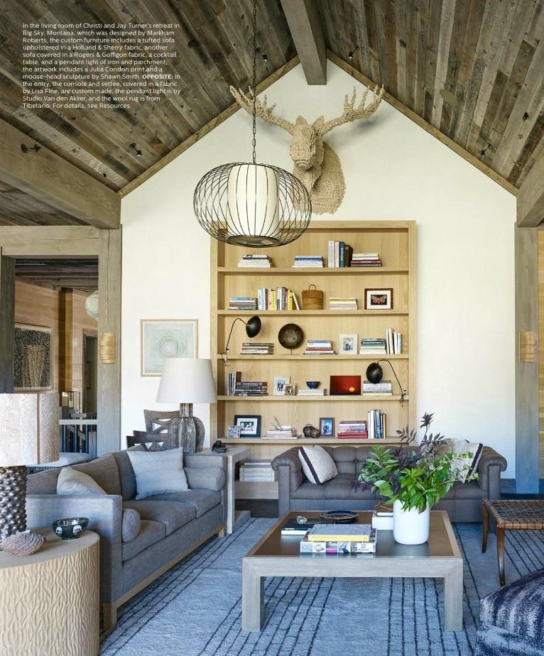 Elle Decor Blog: Elle Decor's 5 Best Rooms With Designer Rugs In November 2016