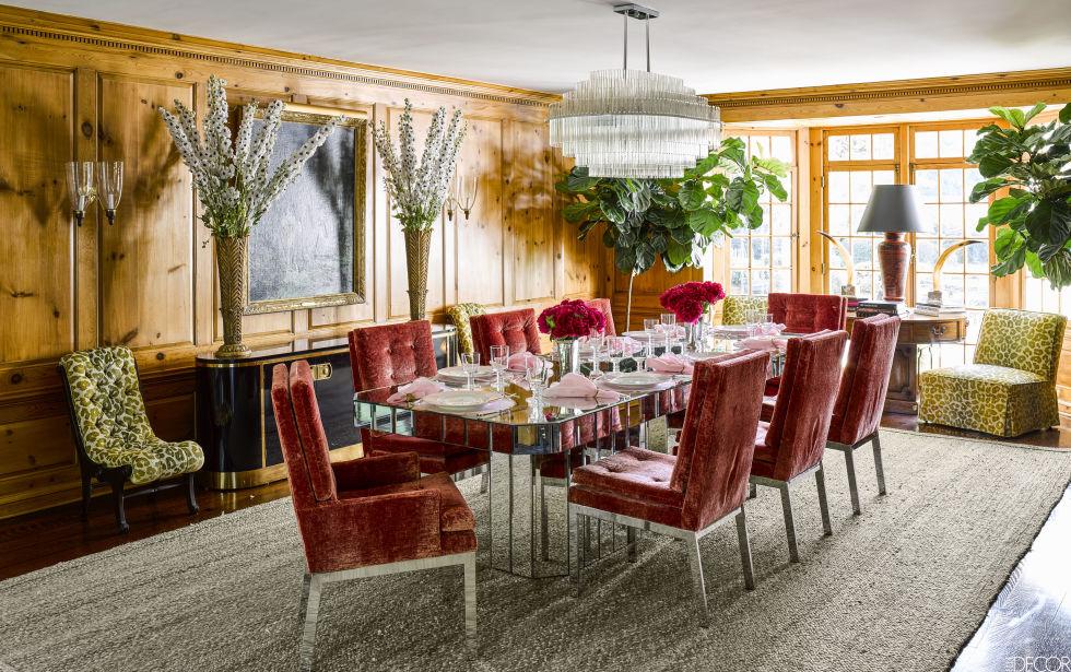 Elle Decor 39 S 5 Best Rooms With Designer Rugs In October 2016
