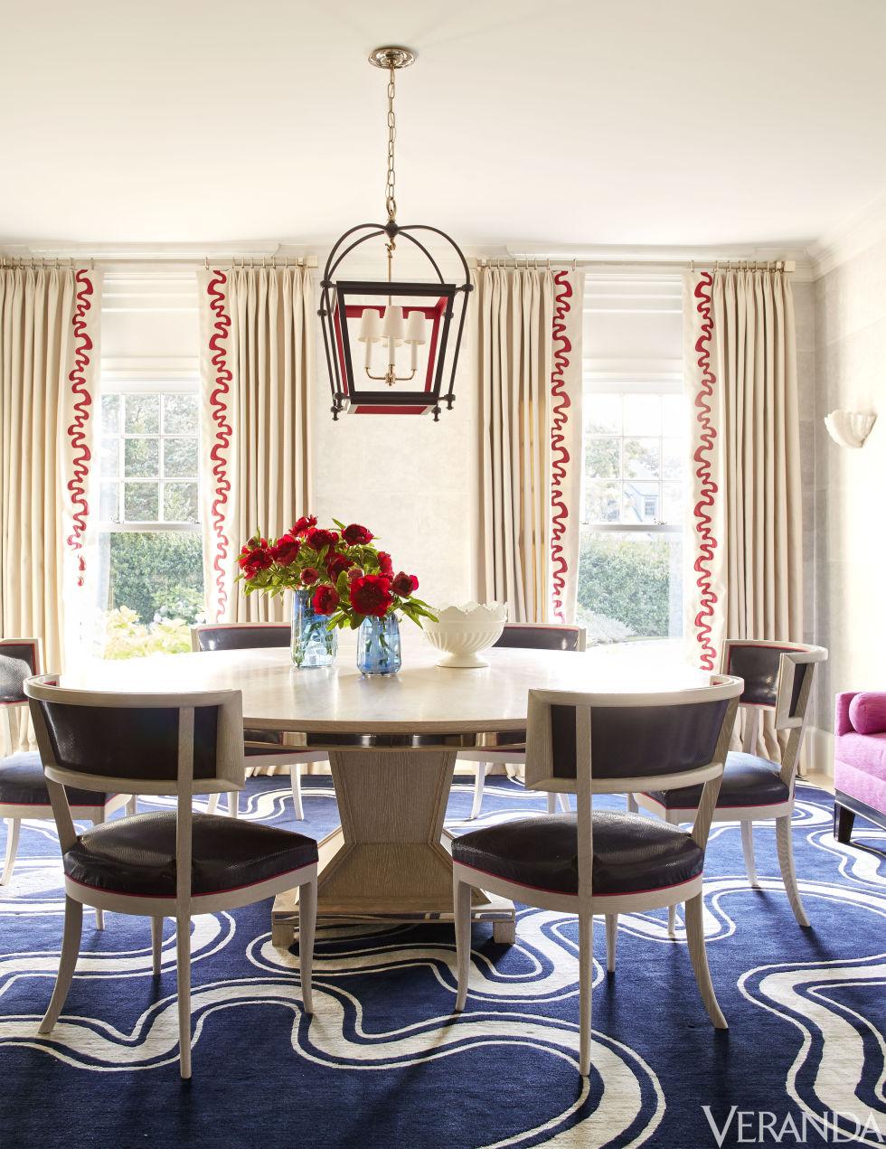 Veranda 39 s 6 best rooms with designer rugs in august 2016 - Veranda dining rooms ...