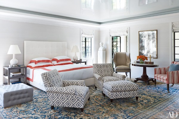 Architectural Digest October 2015 9 Best Rooms With