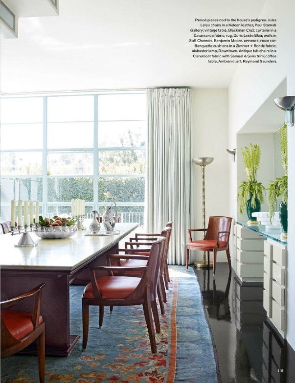 best of may june 2016 veranda 5 rooms with contemporary rugs. Black Bedroom Furniture Sets. Home Design Ideas