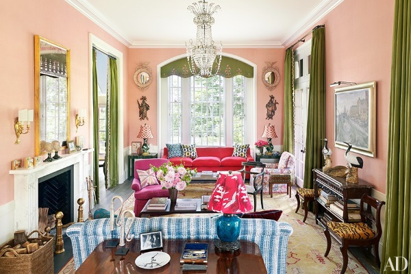 architectural digest august 2015 9 best rooms with
