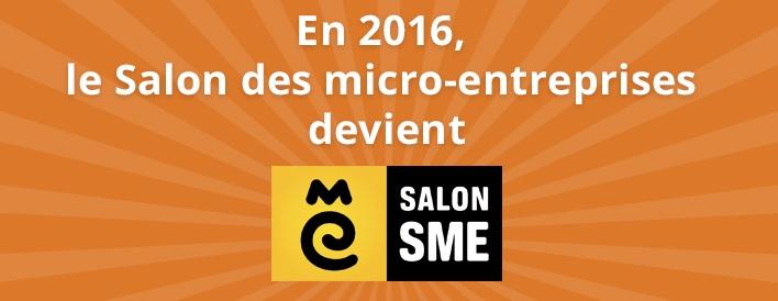 Entrepeneurs d couvrez le sme salon des micro entreprises for Salon entreprise