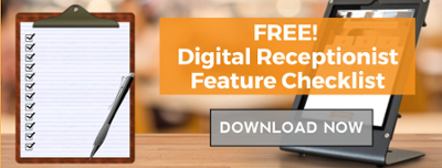 Digital Receptionist Feature Checklist