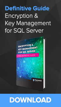 The Definitive Guide to SQL Server Encryption Key Management