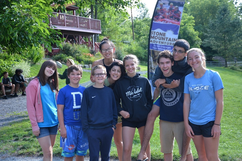 teen summer camps in pa