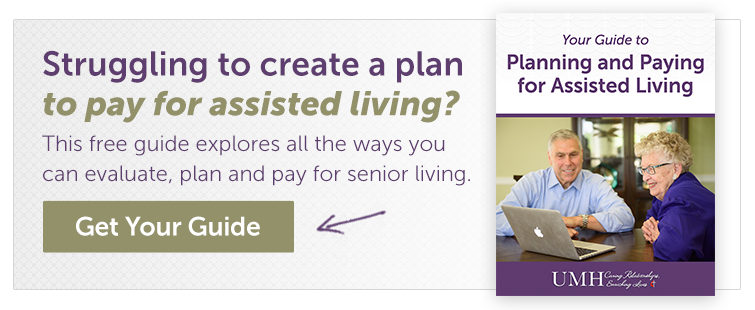 How To Afford Senior Living When The Money Runs Out