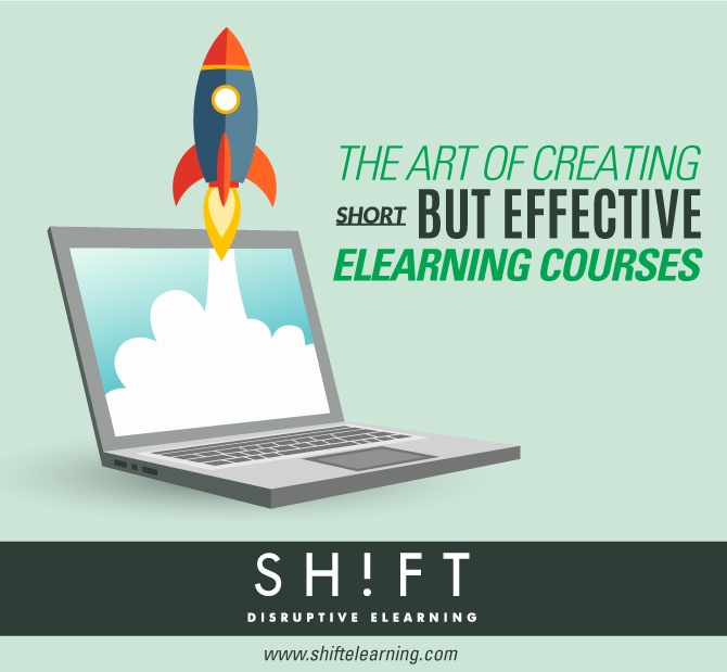 The Art of Creating Short, But Effective eLearning Courses