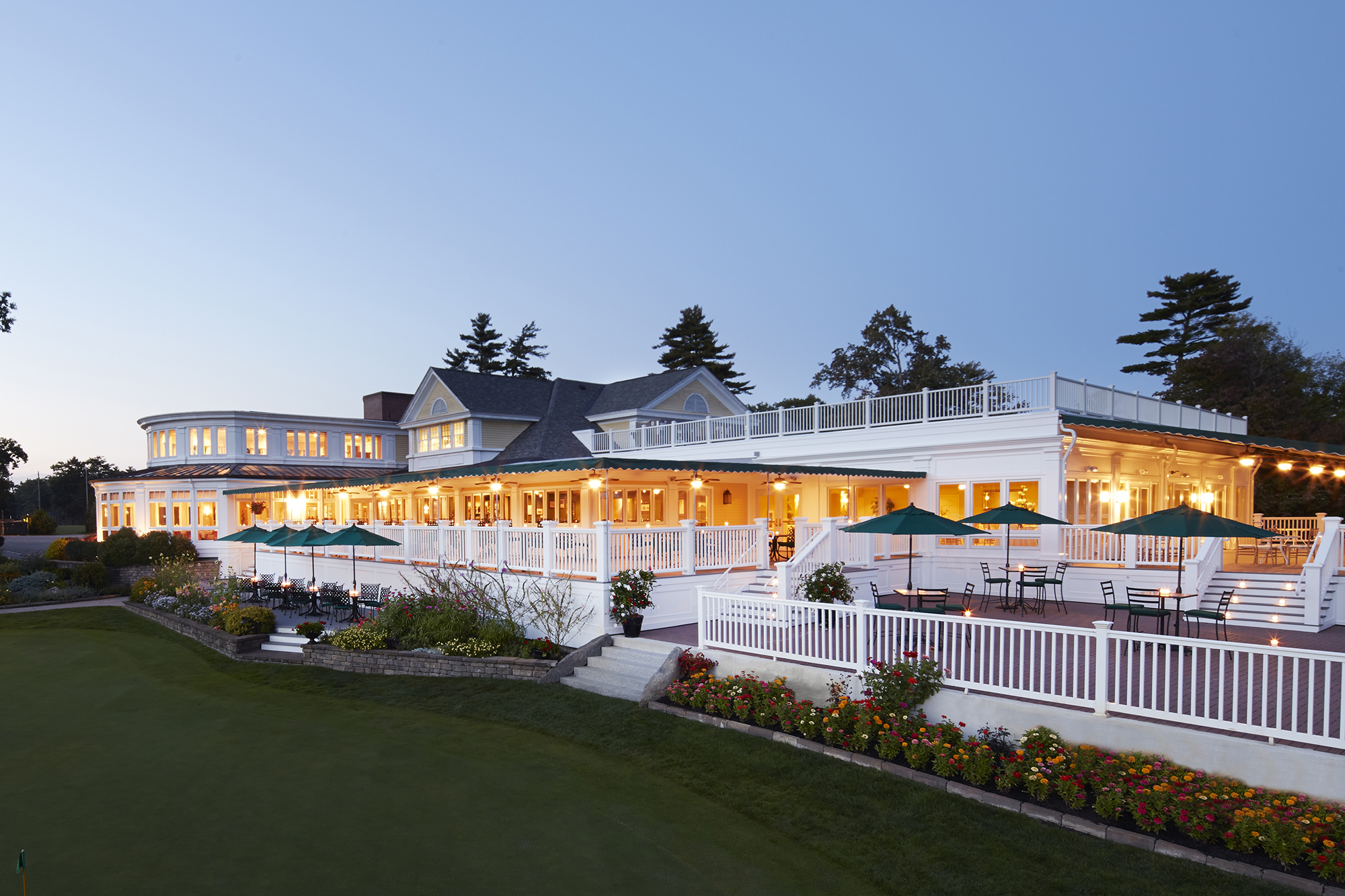 Abenaqui Country Club Clubhouse Design