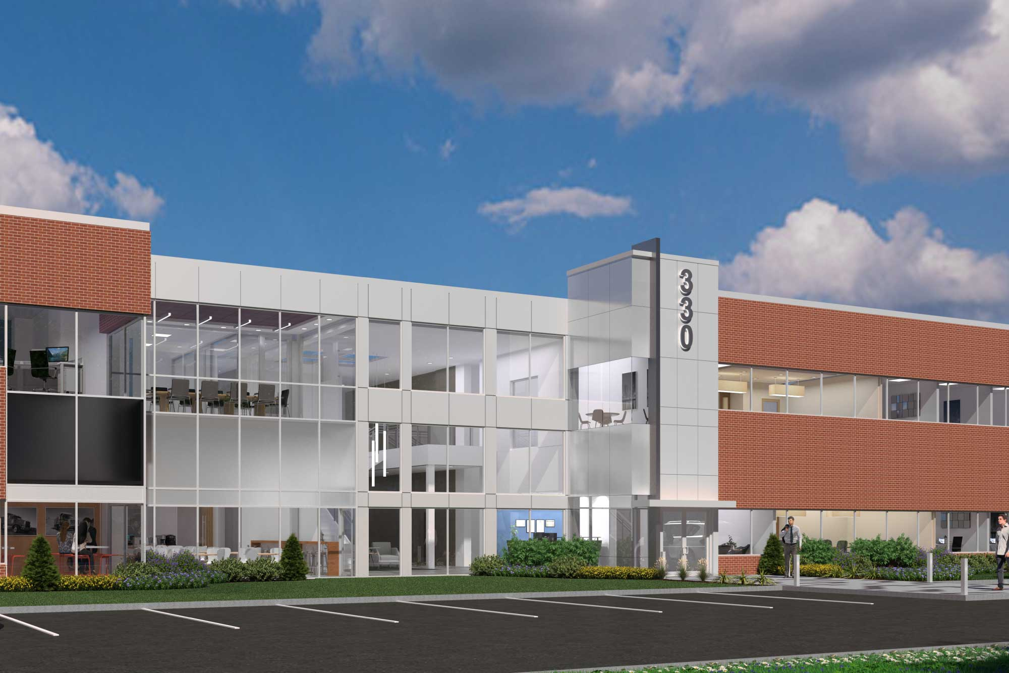 330 Billerica Road Commercial Design