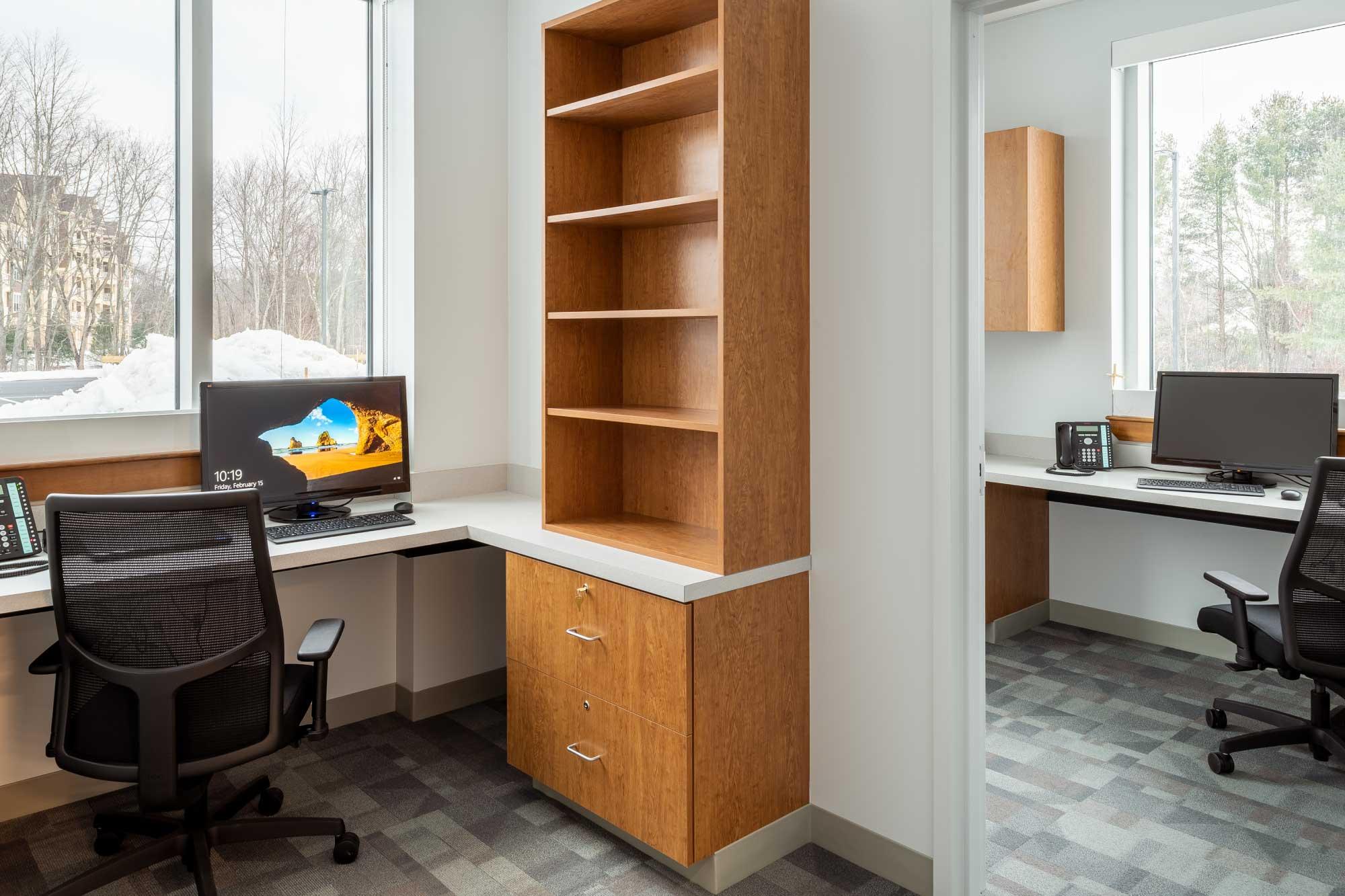 Circle Heath Tewksbury Facility Design_Nurse Practioners Office
