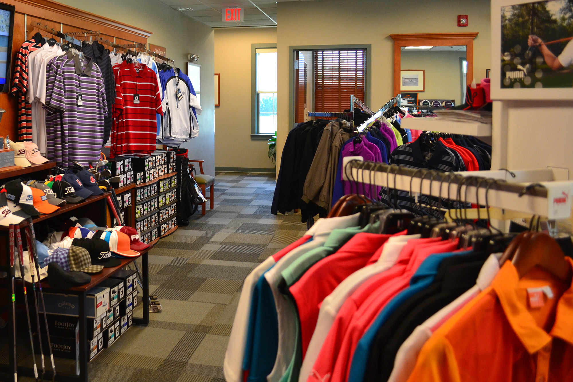 Pease Golf Course Clubhouse Design