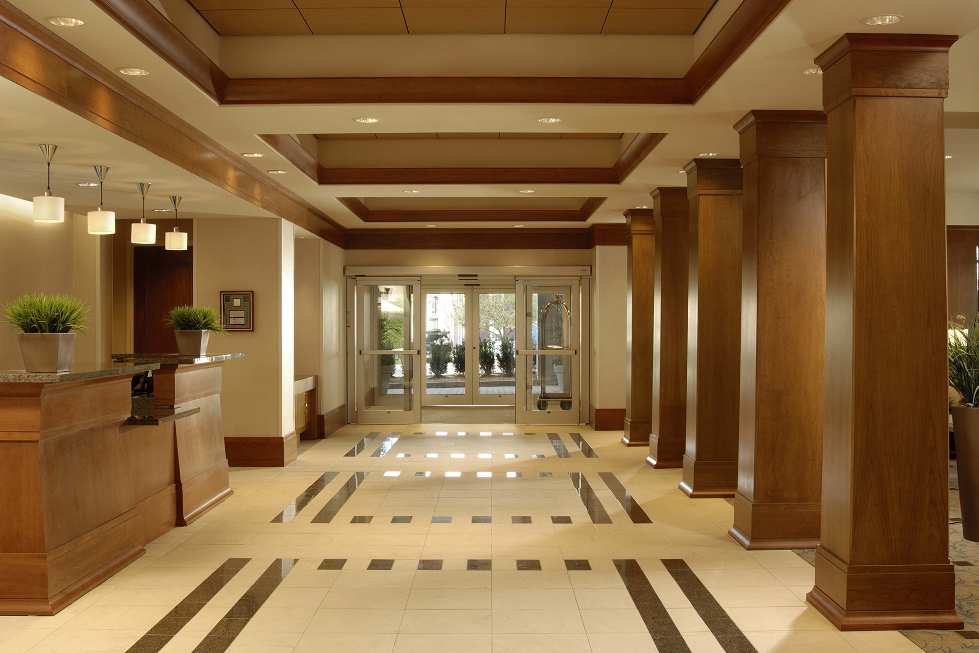Hilton Garden Inn Hotel Design