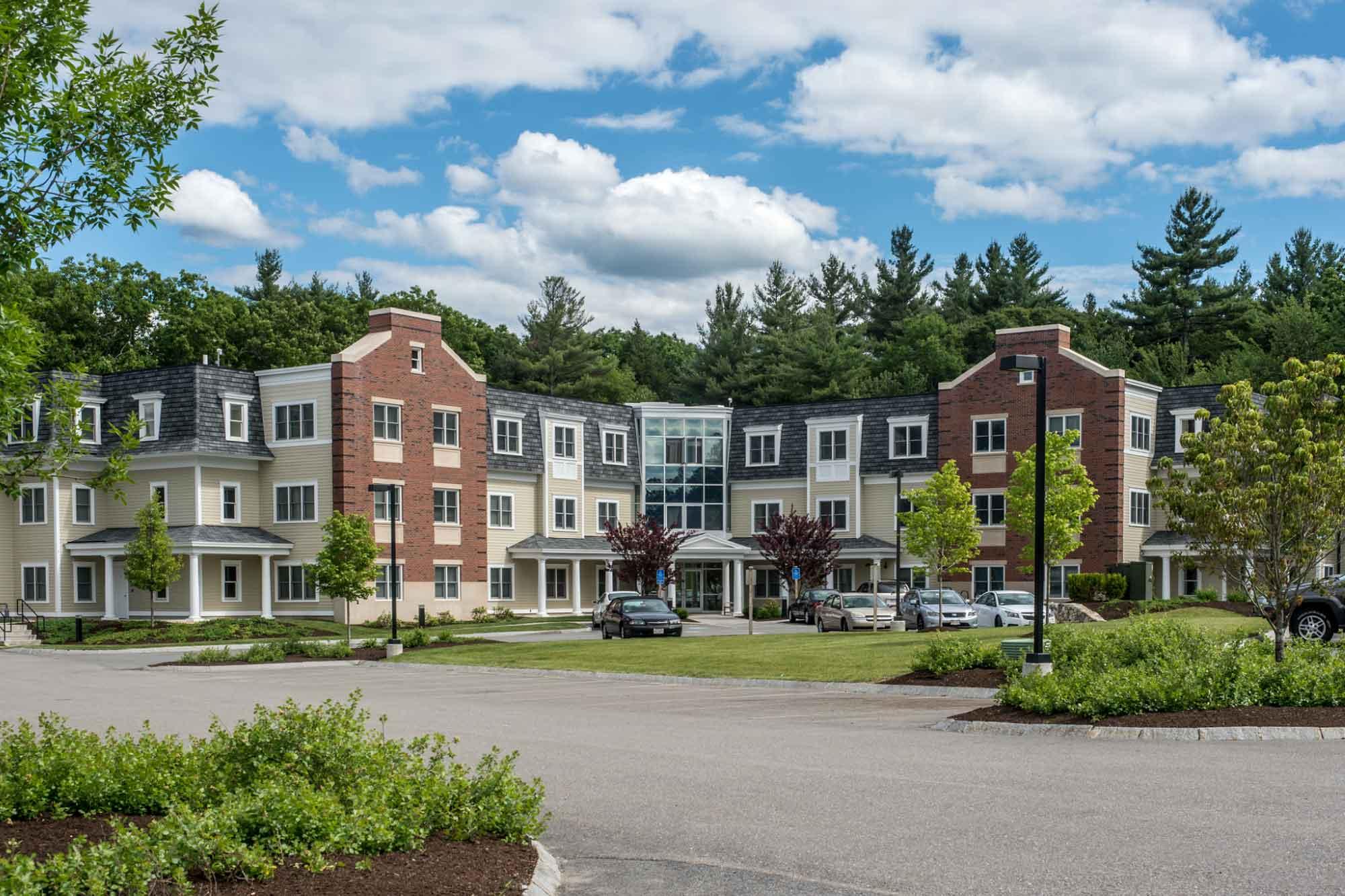 Harvard Park Mixed-Use Design