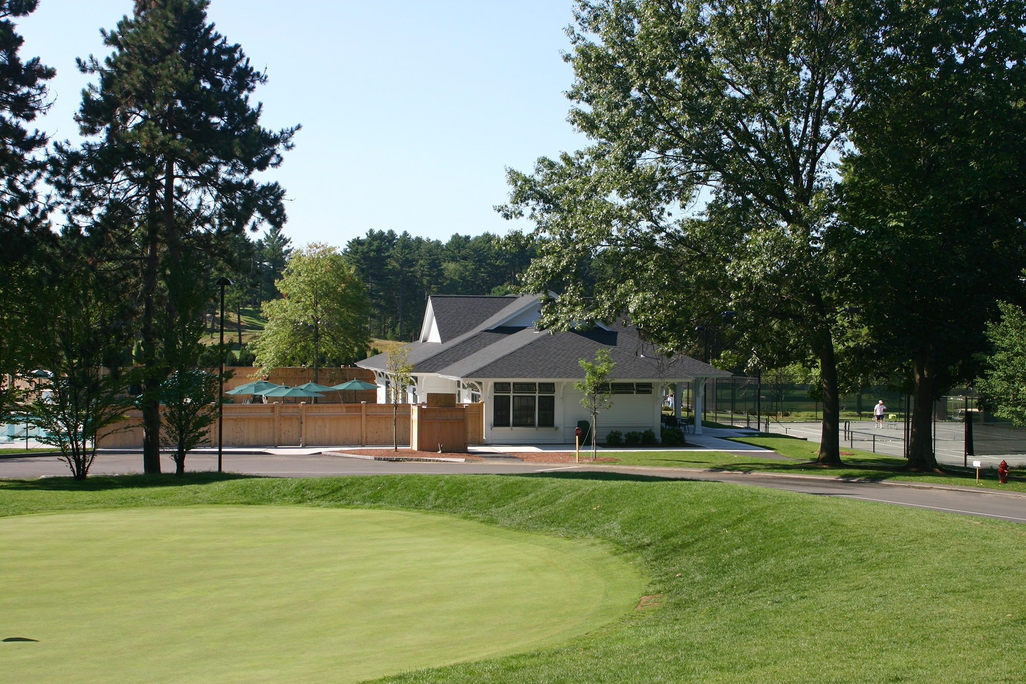 Recreational Design Concord Country Club