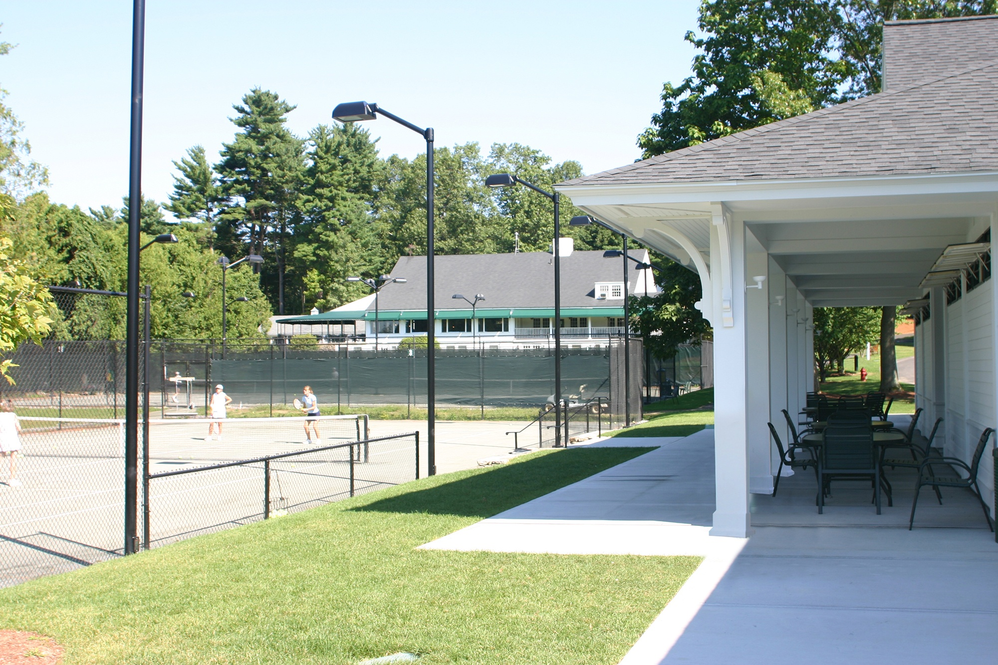 Concord Country Club Tennis