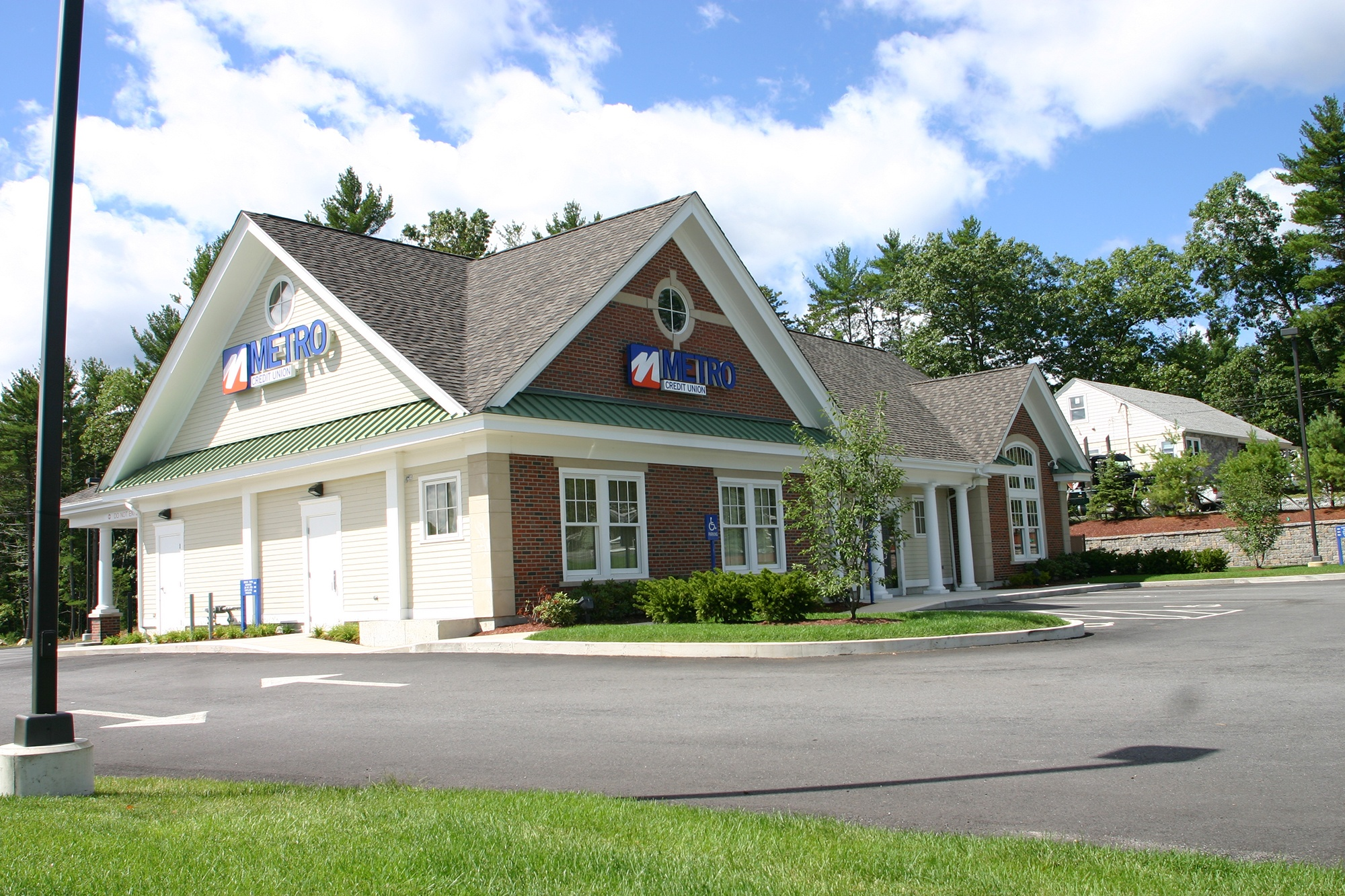 Metro Credit Union Tewksbury