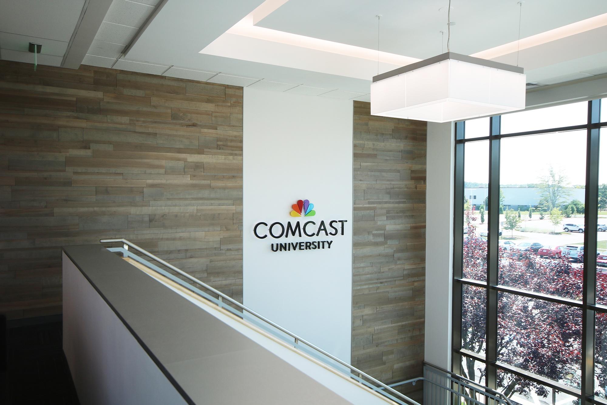Comcast Hudson