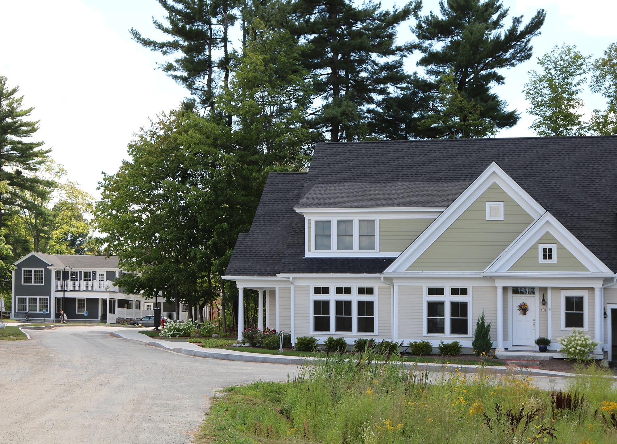 Boynton-Meadows Multifamily Design