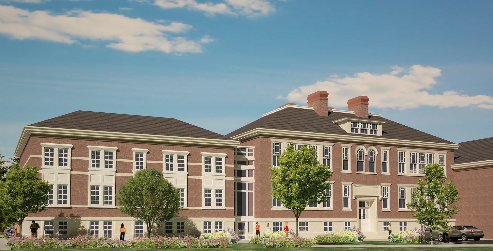 Salisbury Affordable Housing