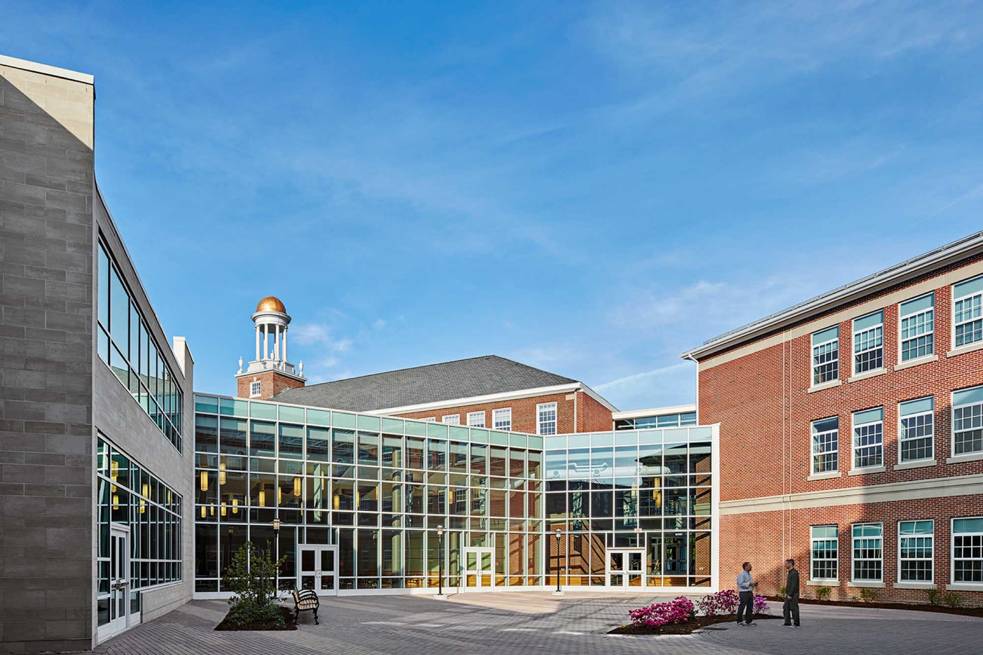 Portsmouth Middle School Design