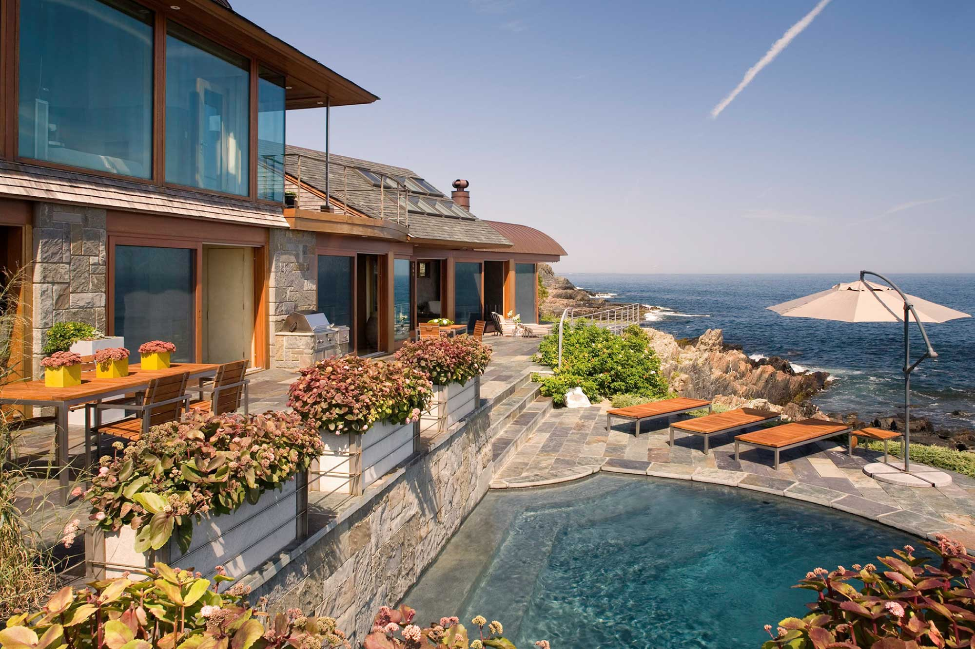Ocean front luxury-residential-design