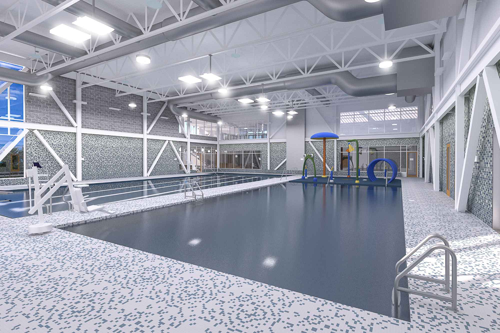 Lynn YMCA Pool Design