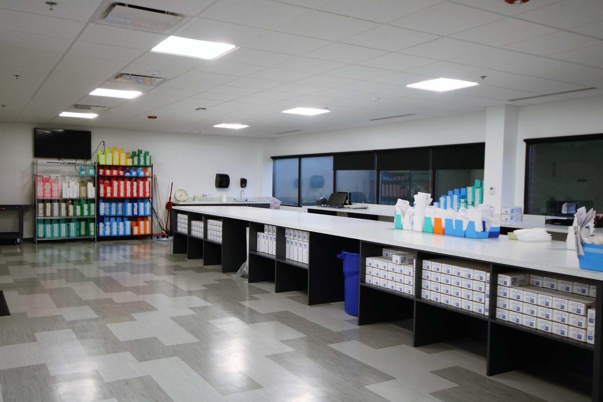 NEOLab Lab Design