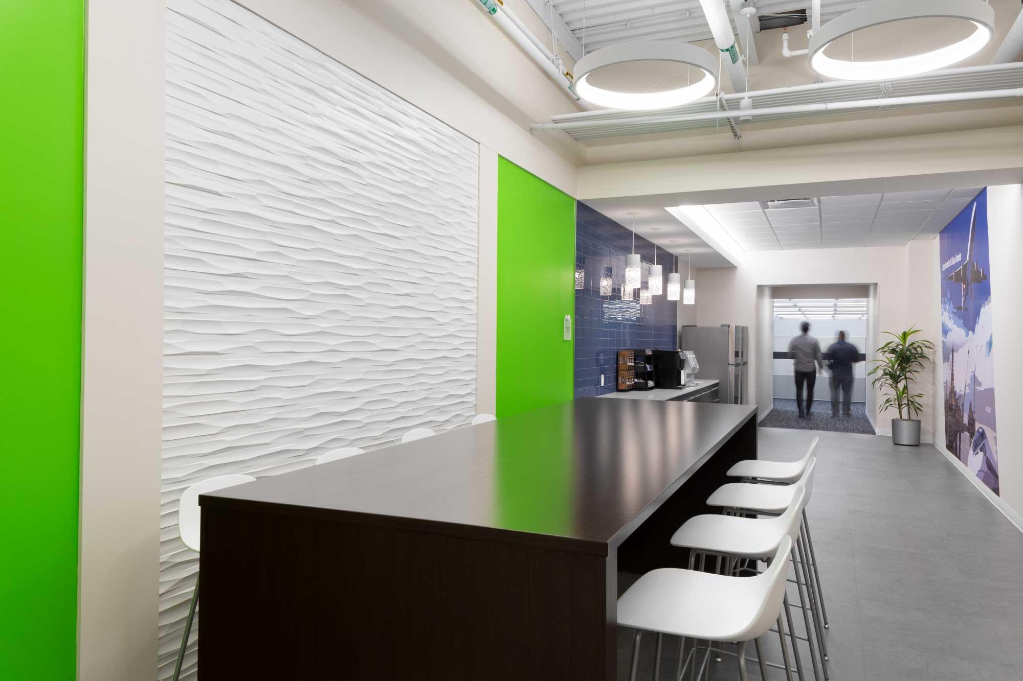 Olympus Scientific Solutions Interior Design