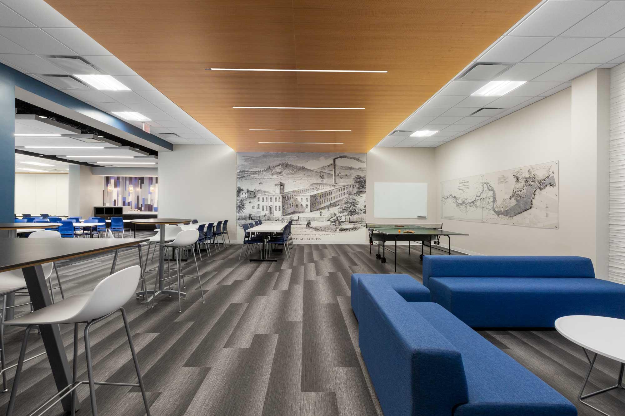 Olympus Scientific Solutions Corporate Interior Design