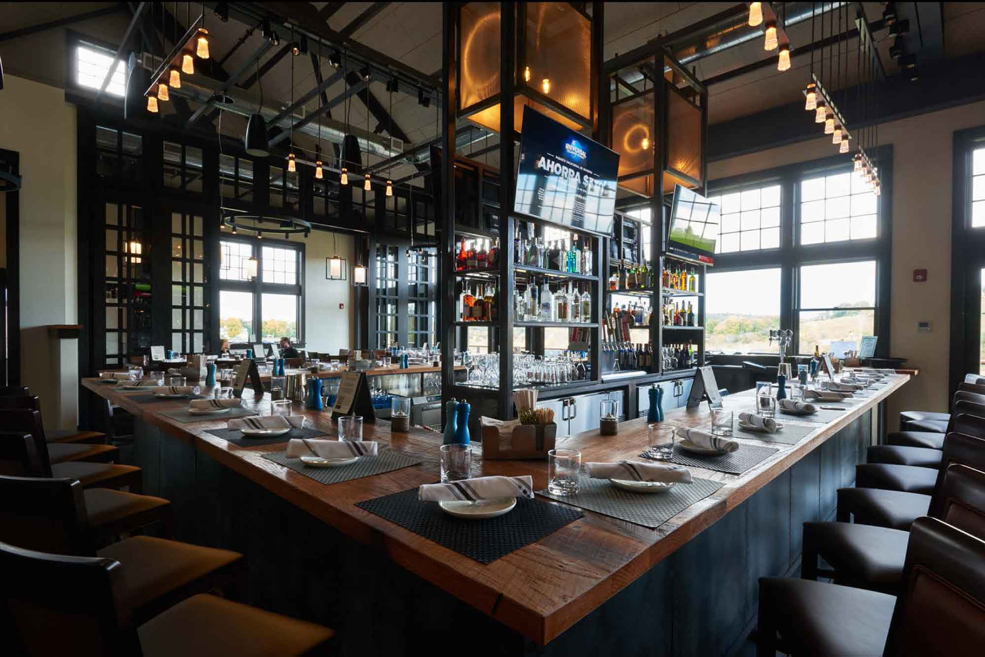 Forge and Vine Restaurant Bar