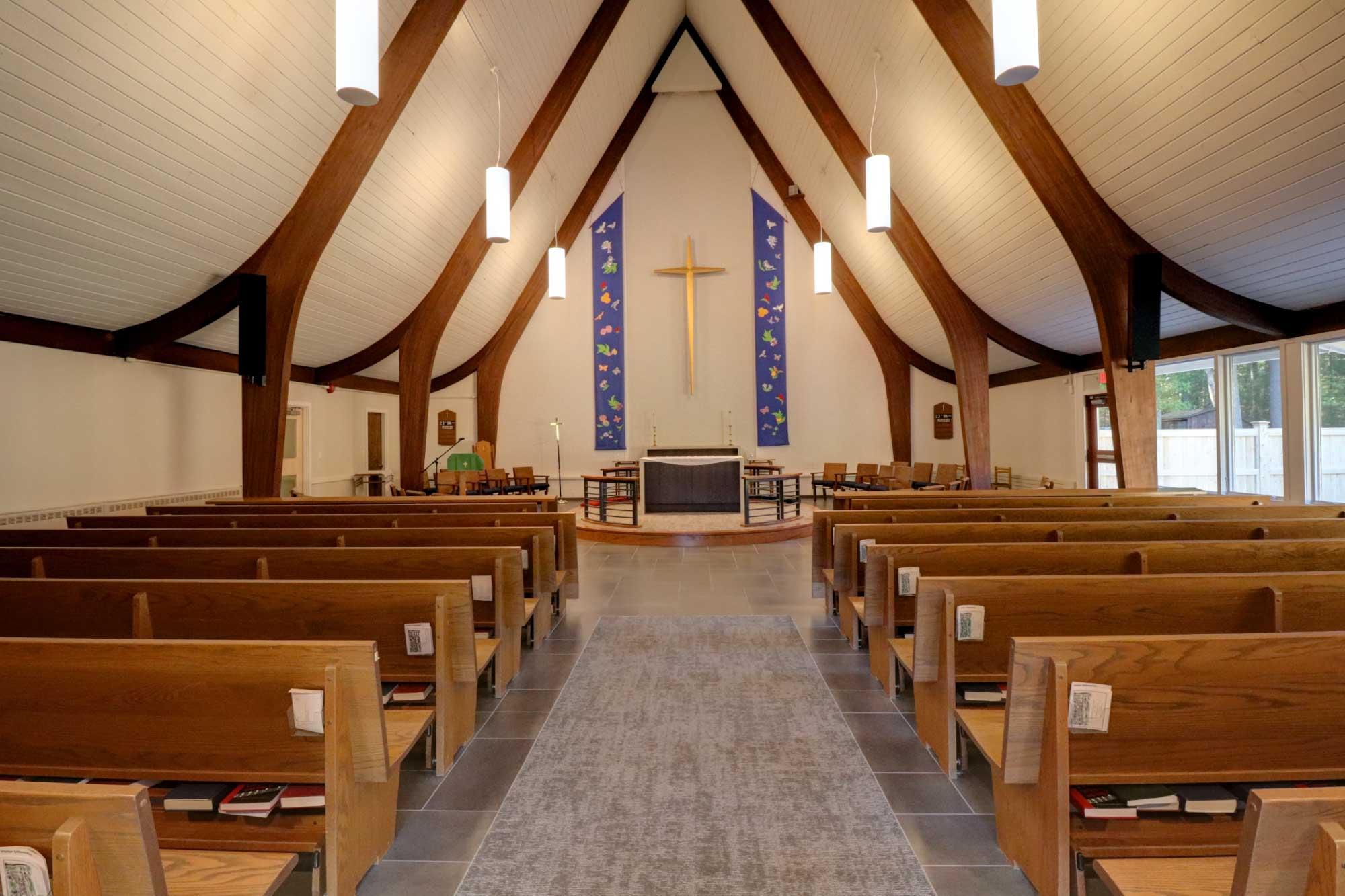 St Elizabeth's Church Sudbury Church Design