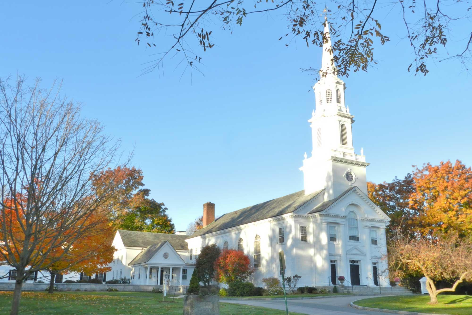 Trinitarian Congregational Church Concord