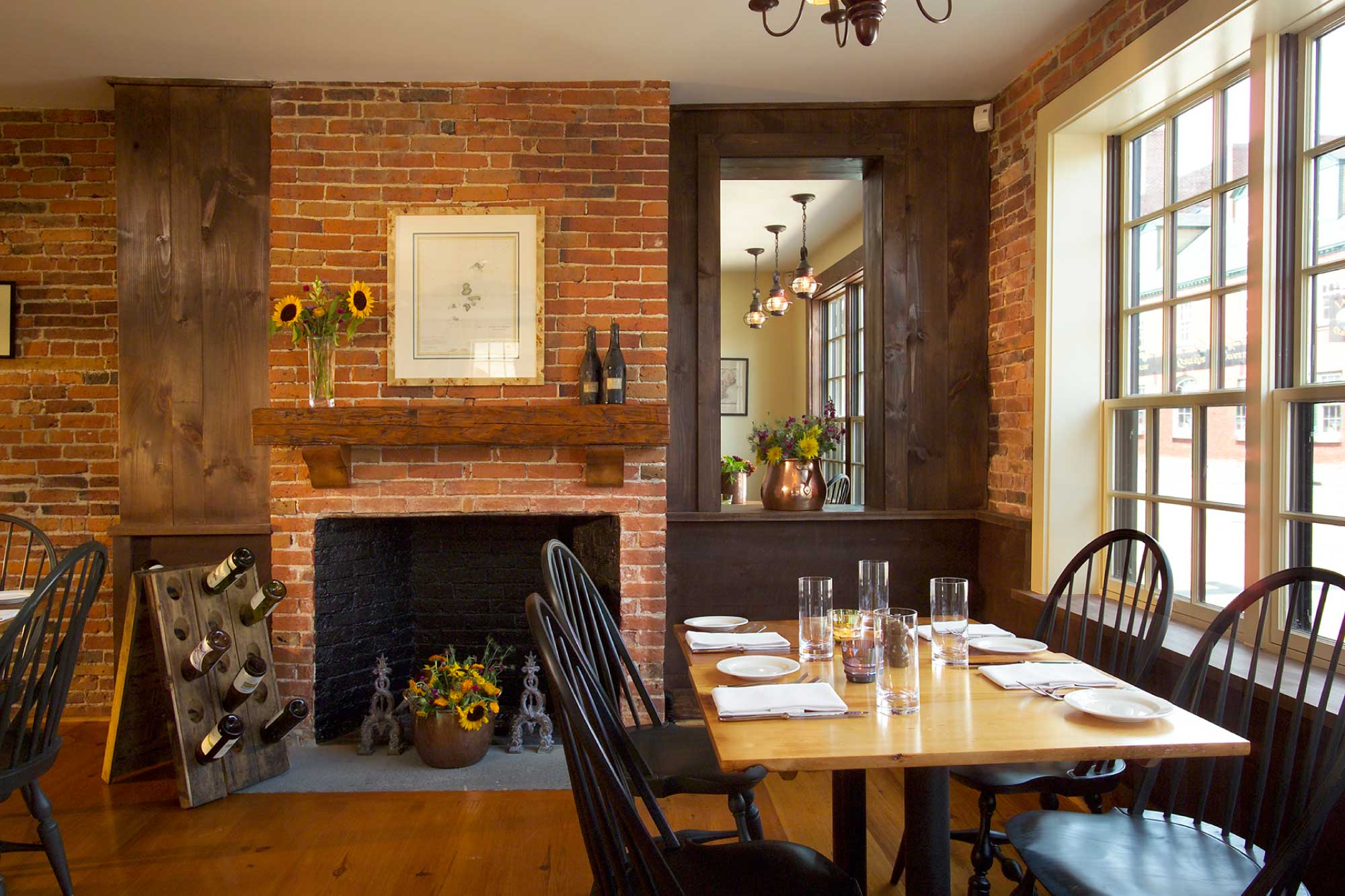 Victory Restaurant Portsmouth Design