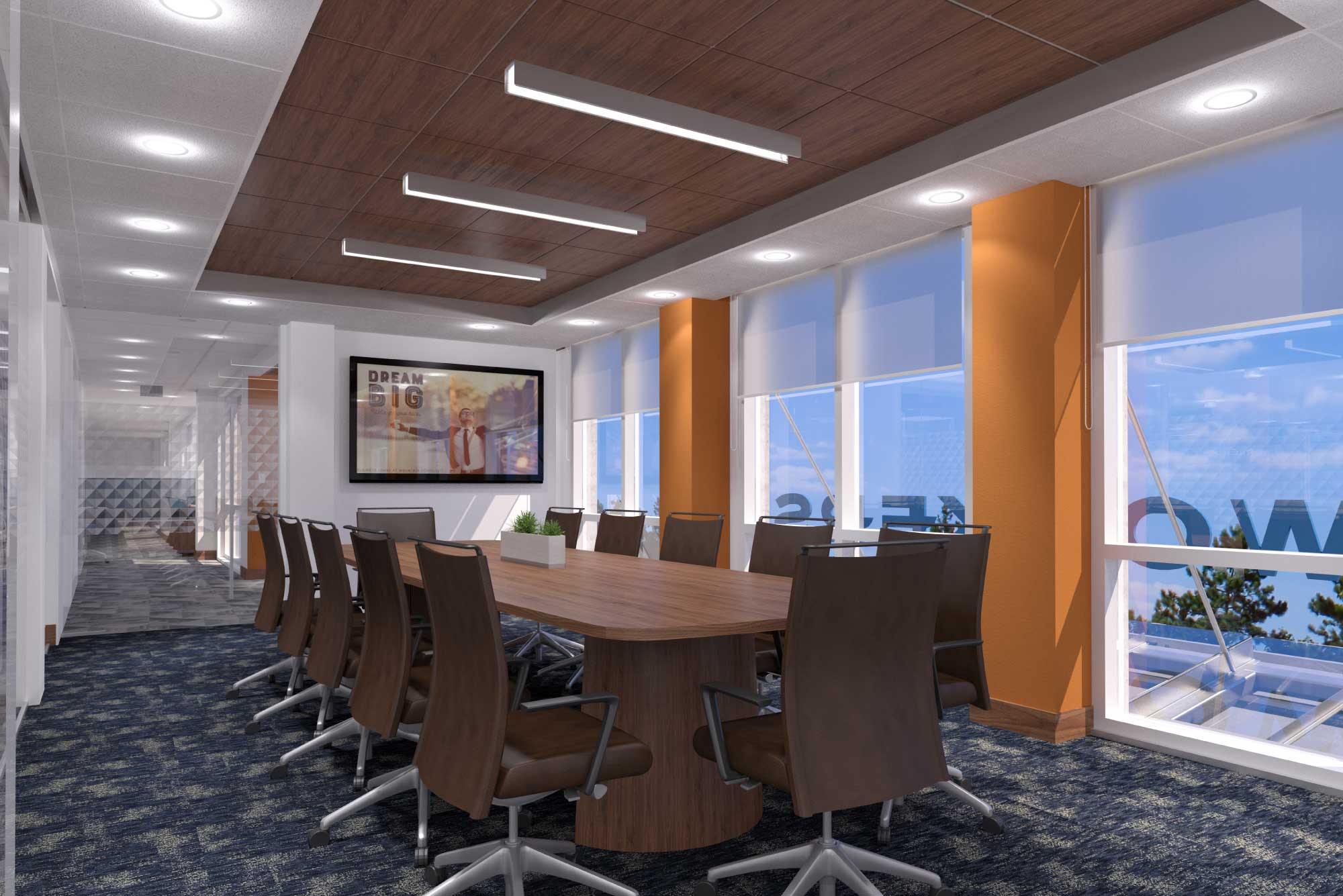 Workers_Credit Union_Conference Room