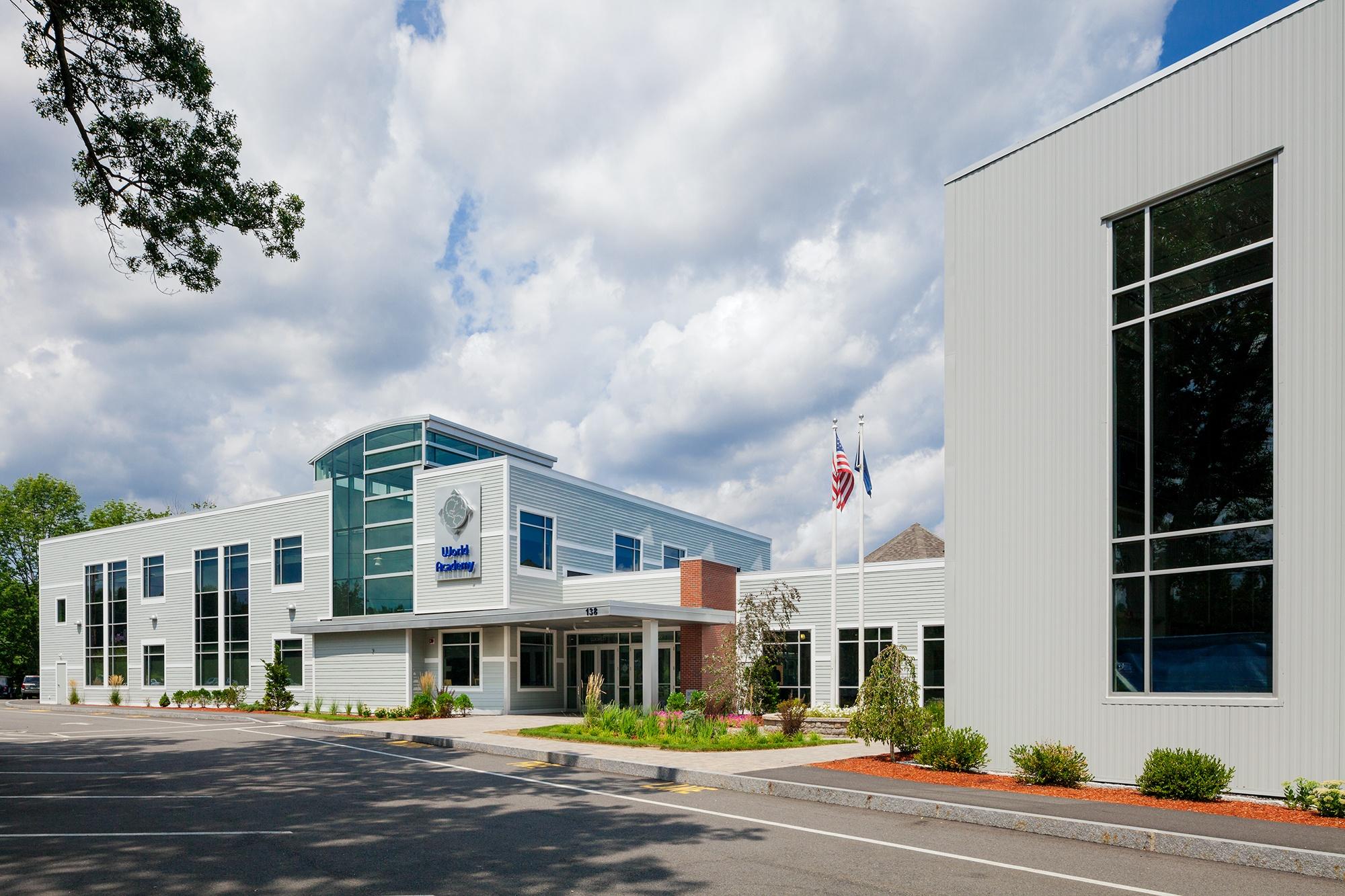 World Academy School Building Design