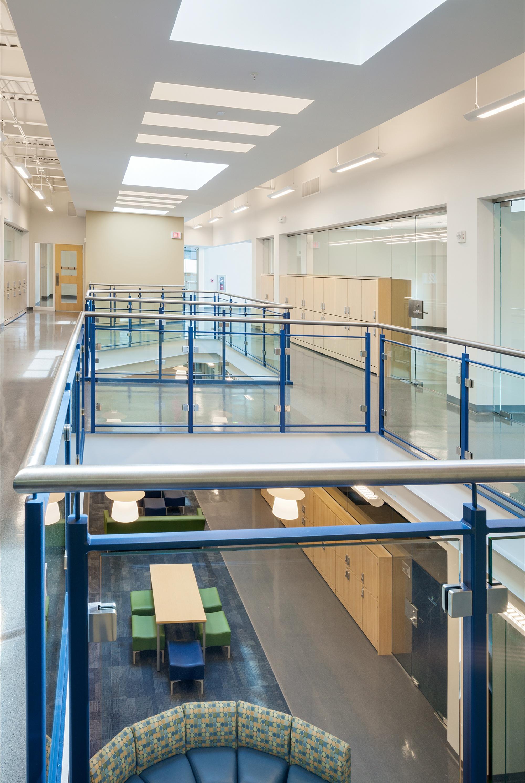 World Academy School Interior Design