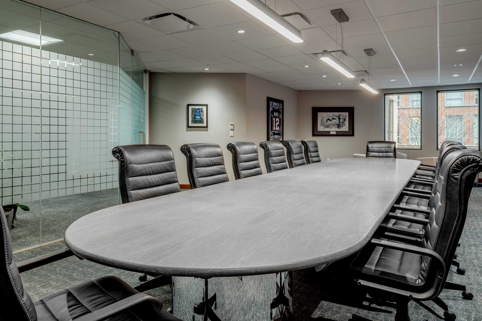 safety insurance interior design conference room