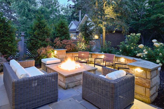 Multi Level Landscape Design 3 Ideas For Your Yard,Small Beauty Salon Interior Design Ideas